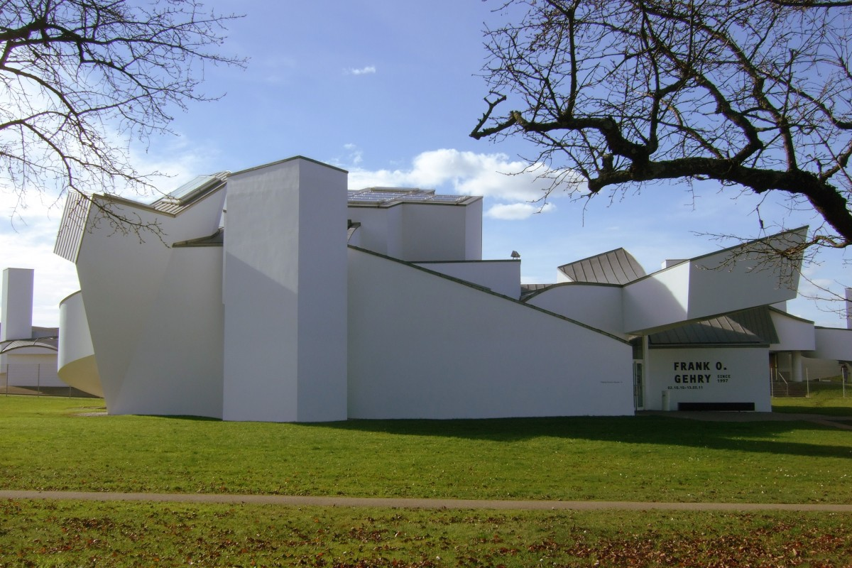 Frank Gehry, Vitra Design Museum