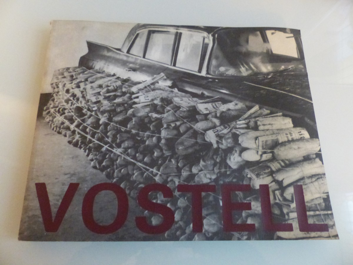Vostell - The Archivist 1