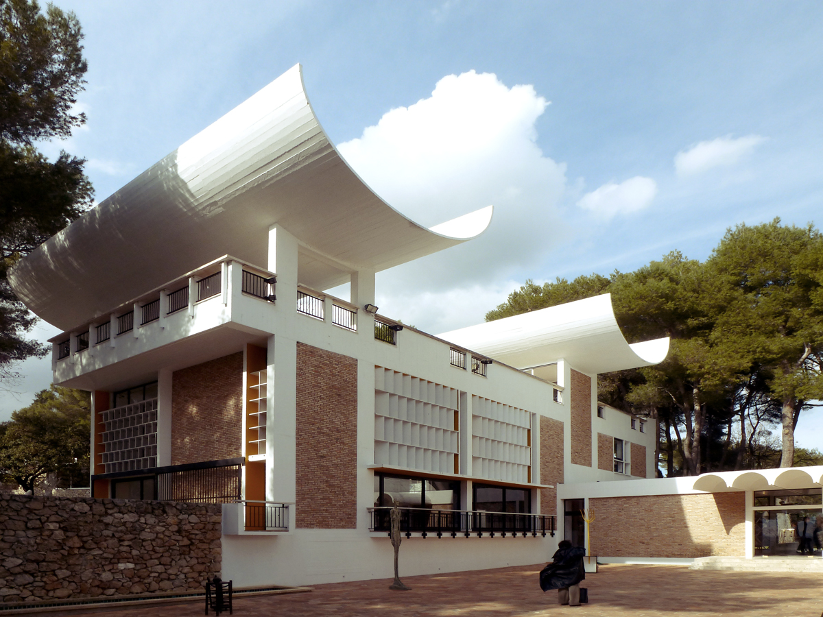 José Luis Sert, Fondation Maeght