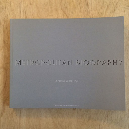 The Archivist, Metropolitan biography, Andrea Blum