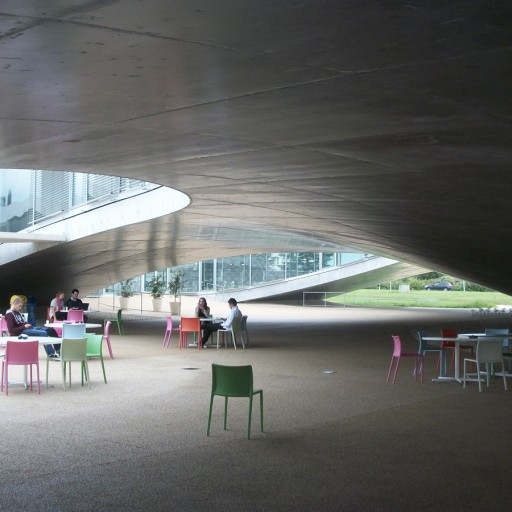 Sanaa, Rolex Learning Center