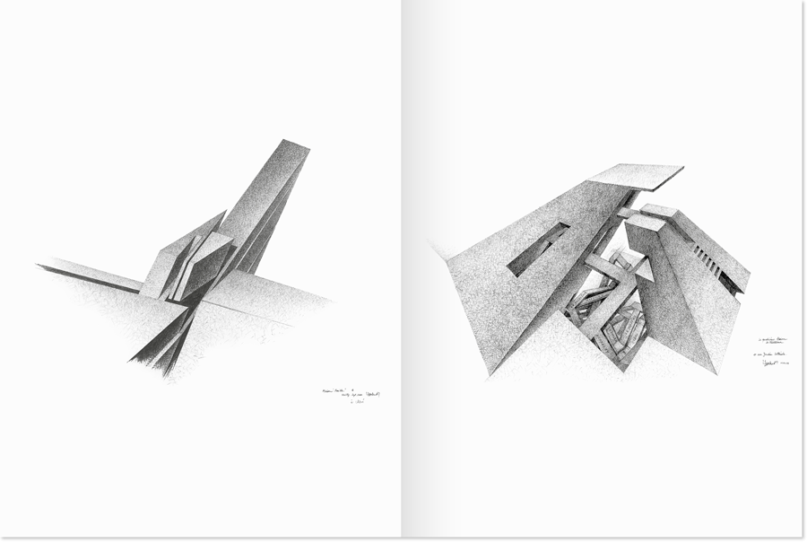 "Claude Parent, ""Demain, la terre..."""