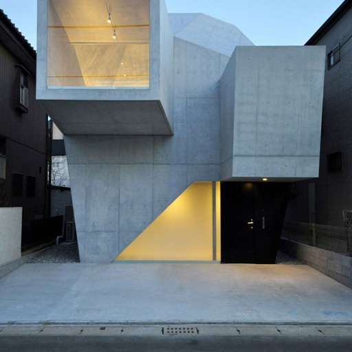 Shegeru Fuse, House in Abiko