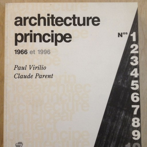 The Archivist, Architecture Principe