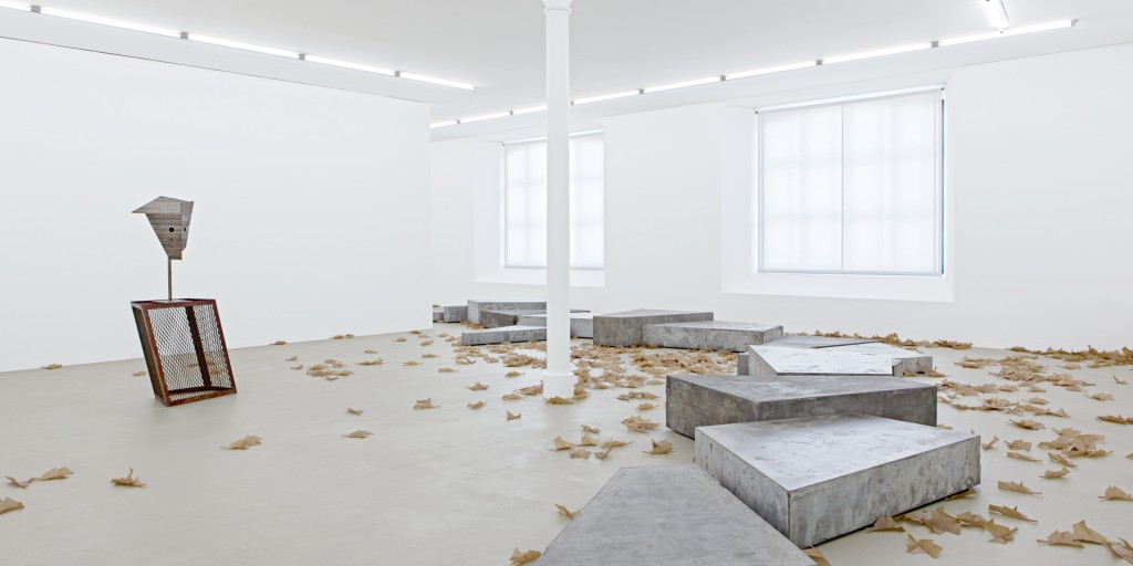 There are Places│A River in the Trees, Martin Boyce